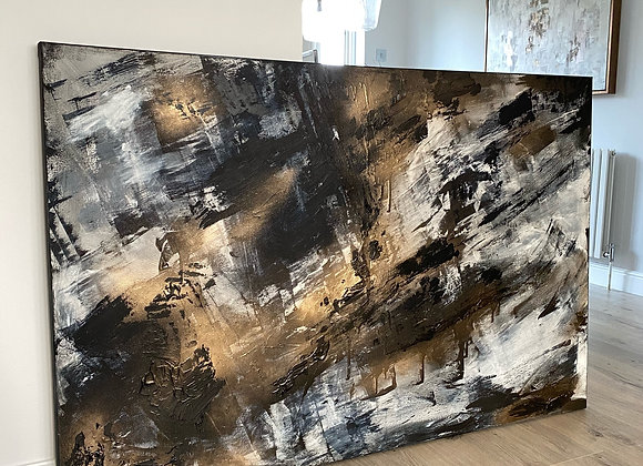 'Zeus' - 150 x 100 cm