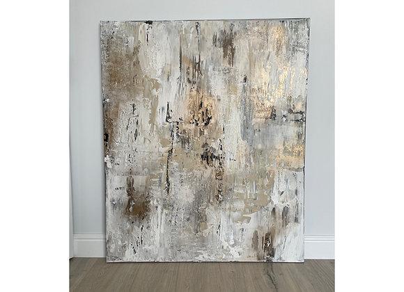 'Enchanté' - 120 x 100 cm