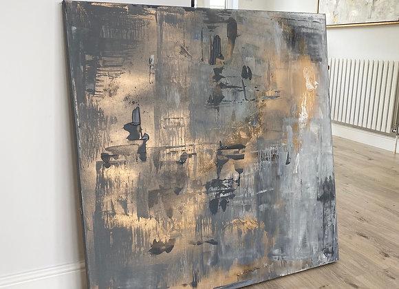 'Inflexion' - 100 x 100 cm