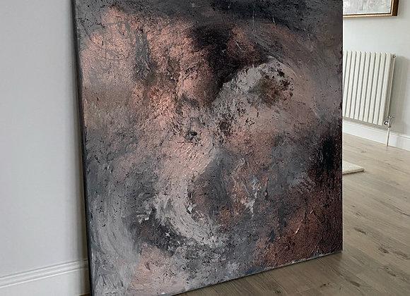 'Nemesis' - 100 x 100 cm