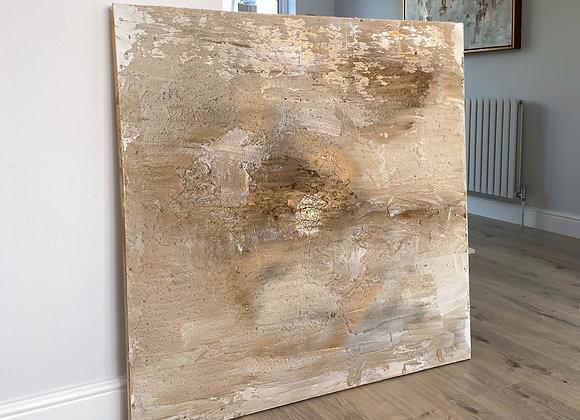 'Desert Storm' - 100 x 100 cm