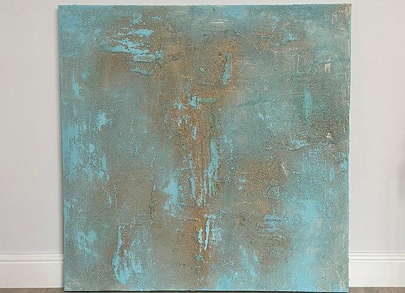 'Sweven' - 100 x 100 cm