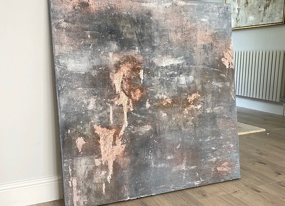 'Nuevo Día' - 100 x 100 cm