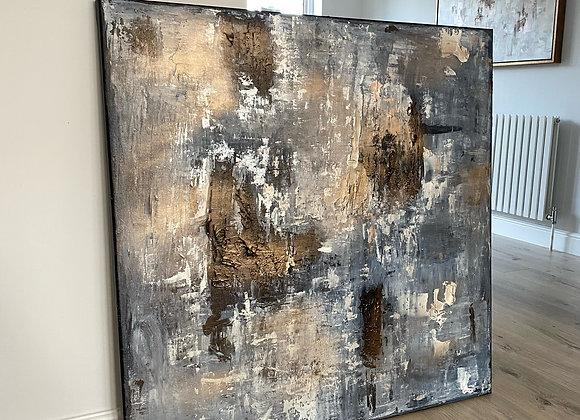 'Azalia' - 100 x 100 cm