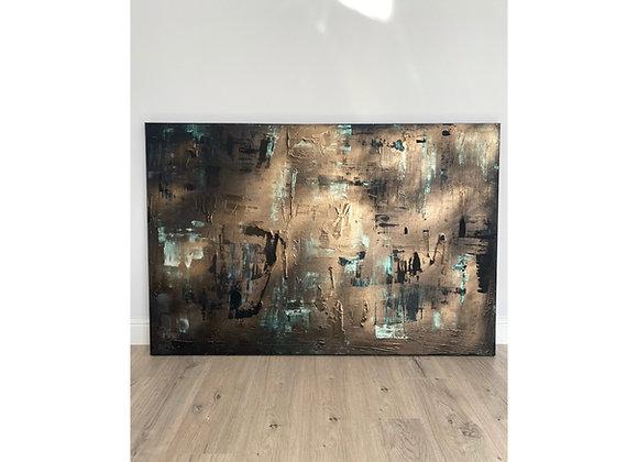 'Le Chiffre' - 150 x 100 cm