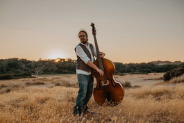 Ed - Double Bass & Vocals