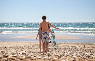 Sunny Isle of Wight Beaches