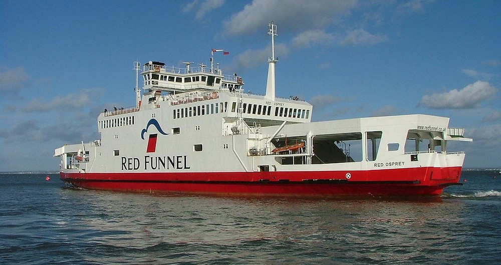 Book your Red Funnel car ferry with us and save.