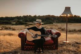 Holly - Vocals & Guitar