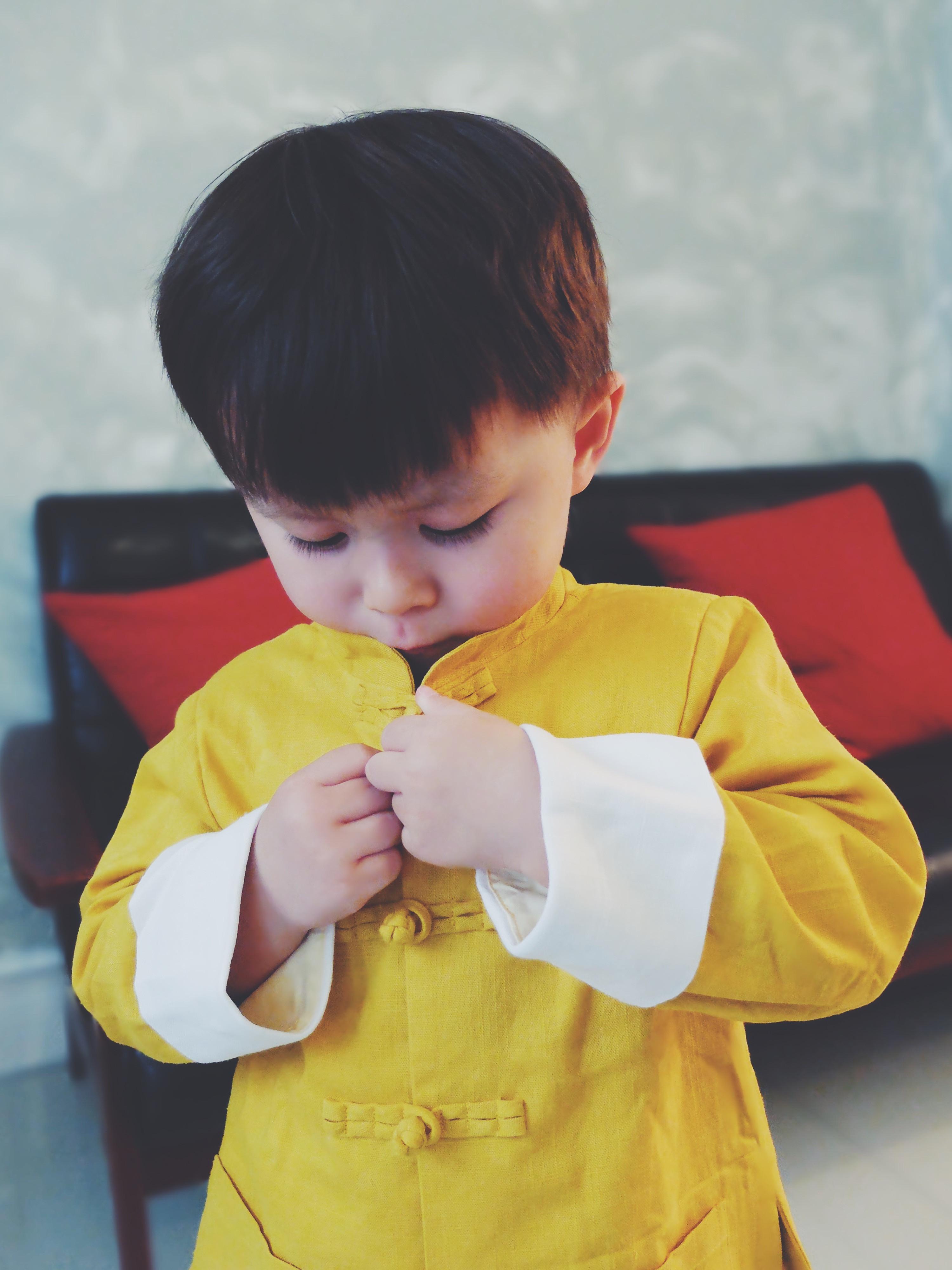 童裝旗袍/長衫租借 Kid Qipao/Cheongsam Rental