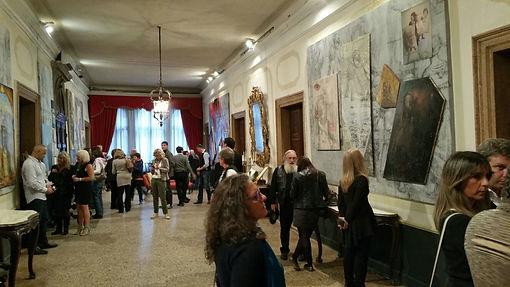 Palazzo Barbarigo Minotto Exhibition