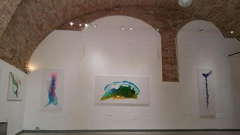 Solo Show Ted Barr Alessandro Berni Gallery Perugia