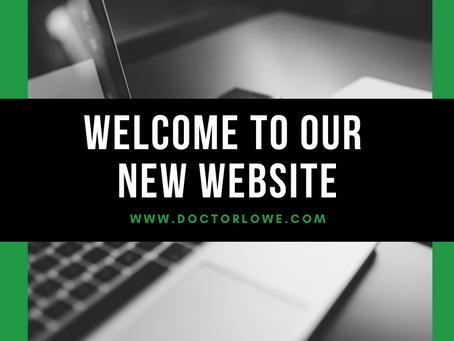 Lowe Chiropractic's New & Improved Website