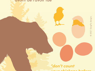 10 French and English idioms with animals