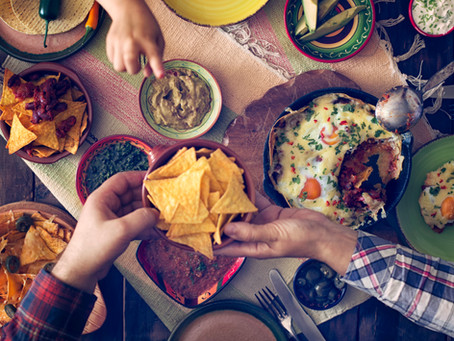 Celebrating Hispanic Food Heritage Month