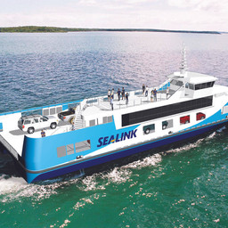 NEW FERRIES AND TERMINAL REDEVELOPMENT