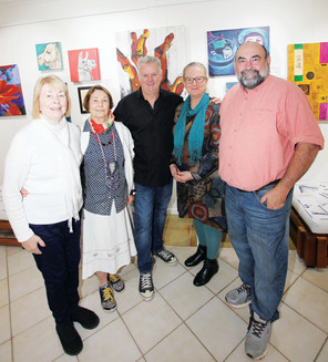 New President to give Macleay Island Arts Complex Inc New Directions
