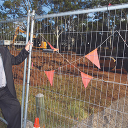 WORK STARTS ON MACLEAY ISLAND SKATE PARK!