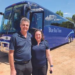 BLUE BUS TOURS