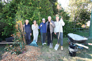 EASTBOURNE TERRACE GETS COUNCIL HELP TO 'BEAUTIFY' THEIR STREET