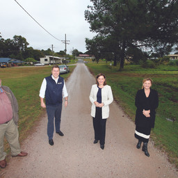 LNPWILL SEAL THE DEAL ON SMBI ROADS AND JOBS