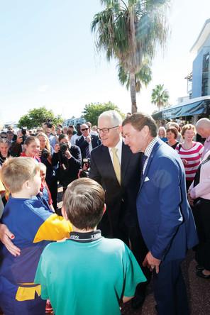 SCHOOL LEADERS TO GET MEET PM