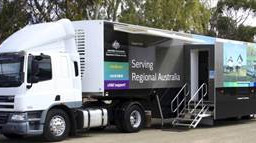 Mobile Service Centre to visit Russell Island.