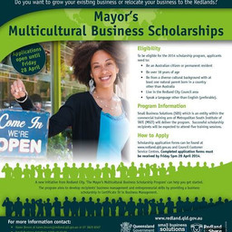 Mayor's Multicultural Business Scholarships