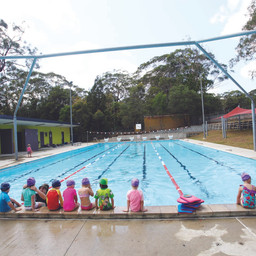 POOL TO BE OPEN ALL-YEAR-ROUND