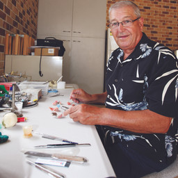 PAUL'S NEW DENTURE CLINIC A BOOST FOR ISLAND RESIDENTS