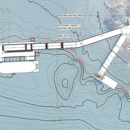SHORT SEPTEMBER 8 TIMELINE TO COMMENT ON $34 MILLION ISLAND JETTY DESIGNS