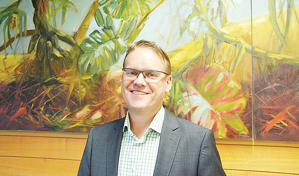 New Redland City Council Chief Executive Officer, Andrew Chesterman.