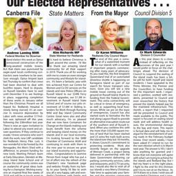 Representatives Page