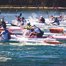 COUNTDOWN TO 6TH ANNUAL TINGIRA MACLEAY ISLAND CANOE CLASSIC!