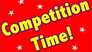 Keep an eye open for competitions!