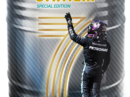 Get your New Limited Edition F1 Barrels Now