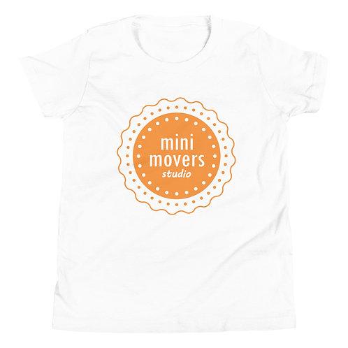 Mini Movers Studio Logo Youth Tee