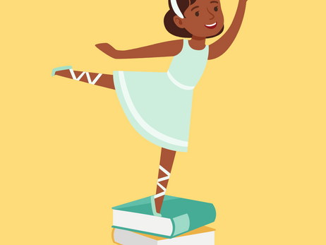 Free Read Aloud Dance Books