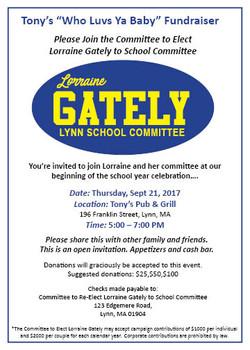 Political Invitation
