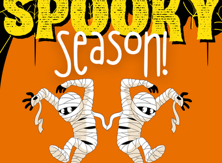 SPOOKY Dance Pages and Thriller Tutorial for Kids!