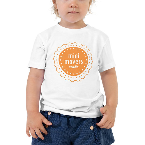 Mini Movers Studio Logo Toddler Tee