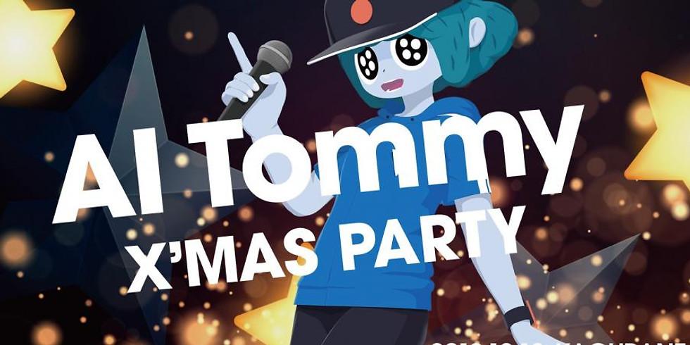 AI Tommy クリスマスパーティー