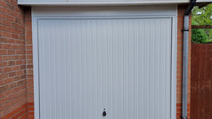 Hörmann Vertical canopy door