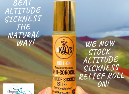 Beat altitude sickness the natural way!