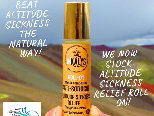 Beat altitude sickness the natural way!