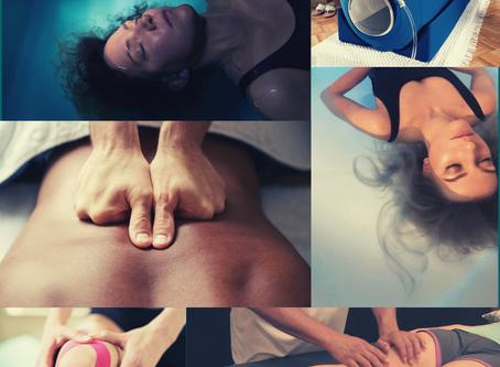 Not just massages