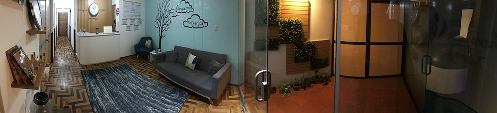 Our brand new studio has everything for your wellness in Cusco