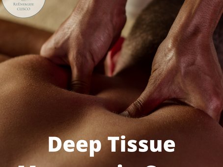 Deep Tissue Massage in Cusco