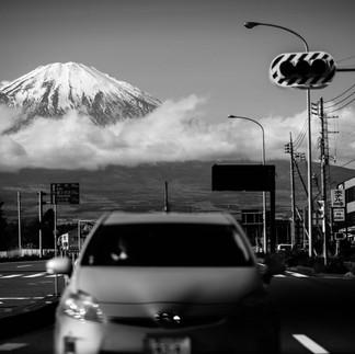 Mount Fuji from Gotemba