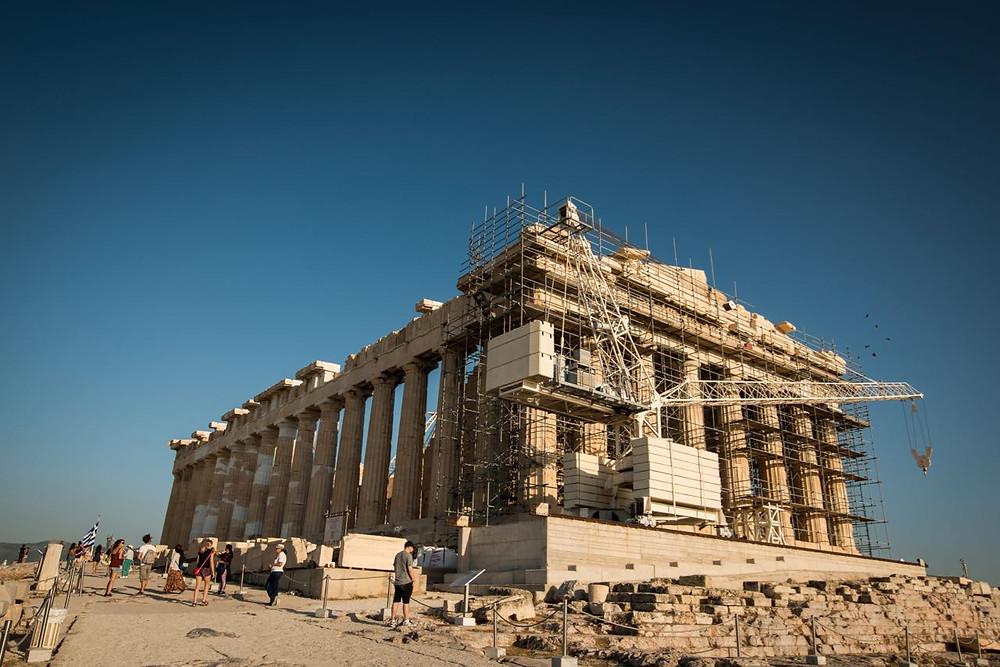Pantheon, Athens